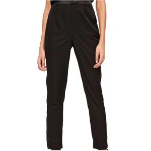 H&M Menswear inspired high rise trousers
